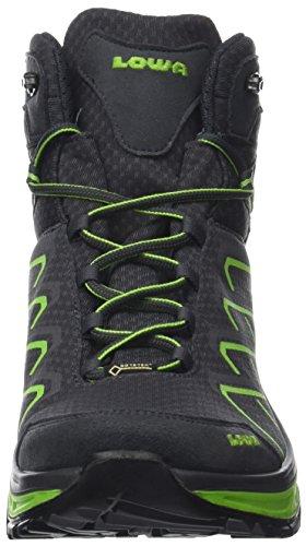 Mid Chaussures Limone Gris Randonnée Homme de GTX Evo Hautes Graphit Lowa Ferrox 9706 qRZIHt