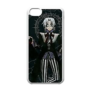 D.Gray man iPhone 5c Cell Phone Case White as a gift V2110018