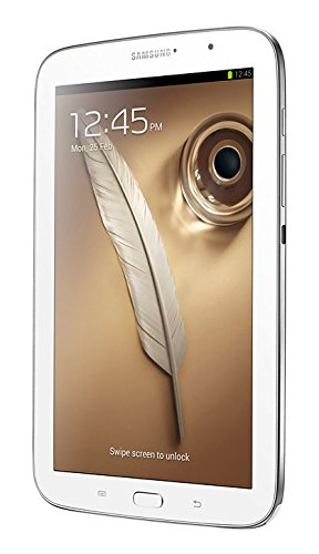 Samsung Galaxy NOTE 8'', White 16GB Wi-fi S-Pen (Pouch Included)