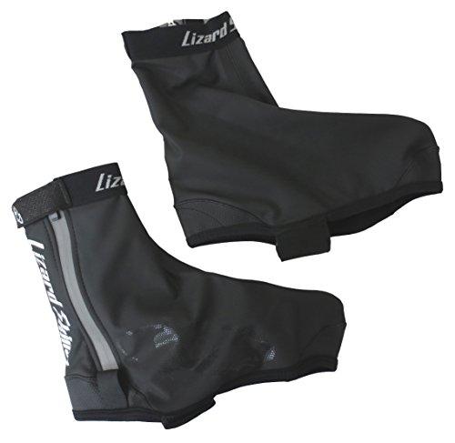 Lizard Skins Dry-Fiant Shoe Cover - Calzado de ciclismo para hombre negro / negro