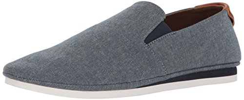 Aldo Men's Aleng Slip-on Loafer, Navy, 7 D US