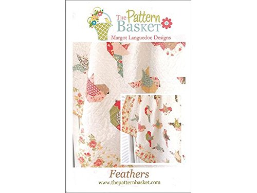 Basket Quilt Block Pattern - Pattern Basket, The TPB1705 Feathers
