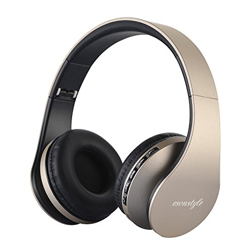 Esonstyle Bluetooth Headphones Foldable Wireless