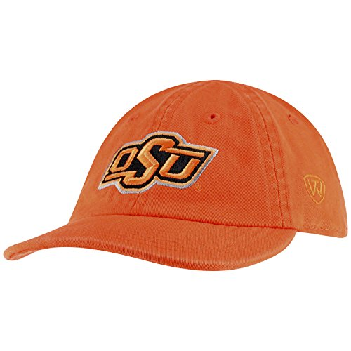 Top of the World Oklahoma State Cowboys Infant Hat Icon, Orange, Adjustable