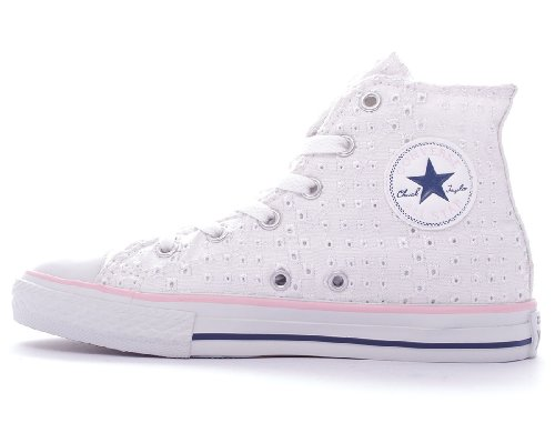 Converse Chuck Taylor Hi Canvas mixte adulte, toile, sneaker high