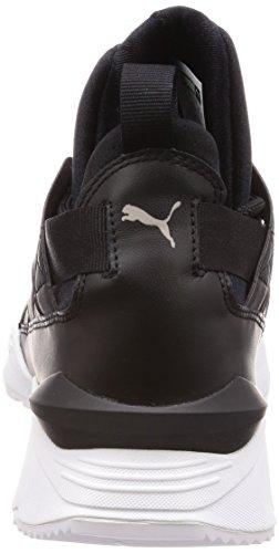 White Zapatillas Para Mujer Puma puma Black Negro Yqw6zwS