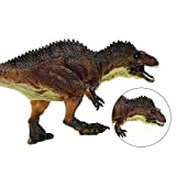 Namever Simulation Figurine,Realistic Model Toy,Simulation Acrocanthosaurus Dinosaur Animal Figurine Model Desk Decor Kids Toy