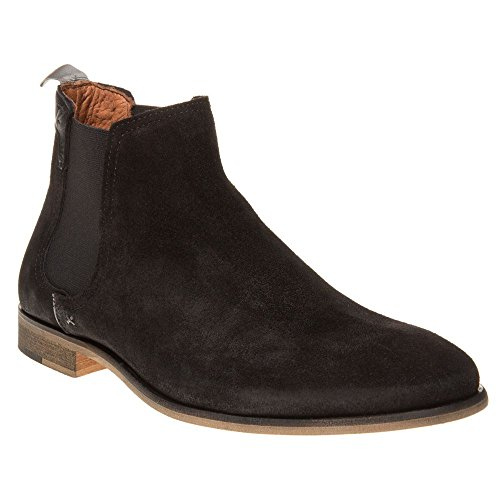 Sole Wynter Uomo Stivali Nero Black