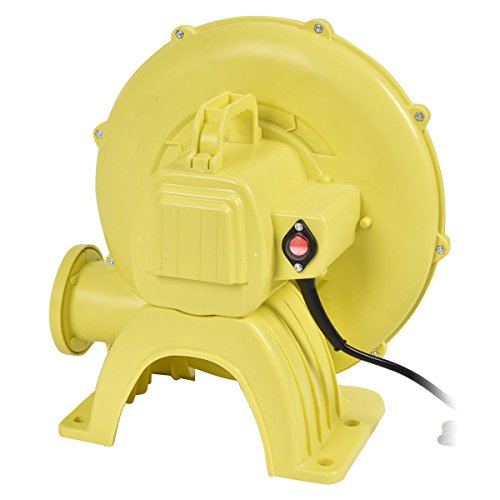 Blower For Inflatable Decorations : Costzon bounce house air blower watt hp pum fan