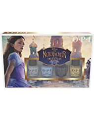 OPI Nail Lacquer Nutcracker Collection, Mini 4-Pack,...