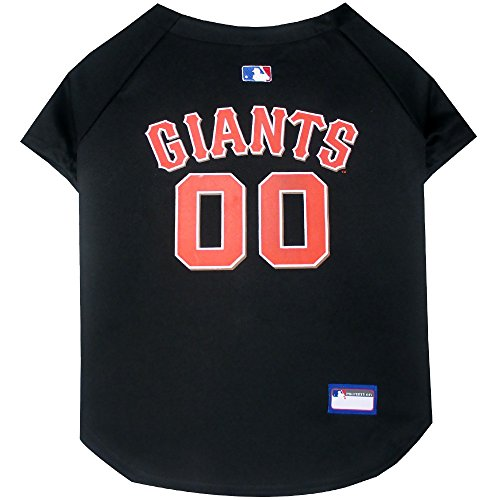 San Francisco Giants Dog Jersey XSmall