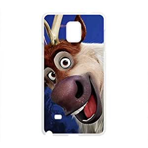 Frozen lovely deer Cell Phone Case for Samsung Galaxy Note4