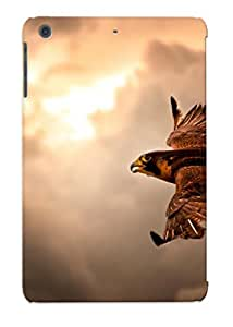 Storydnrmue Anti-scratch And Shatterproof Animal Falcon Phone Case For Ipad Mini/mini 2/ High Quality Tpu Case