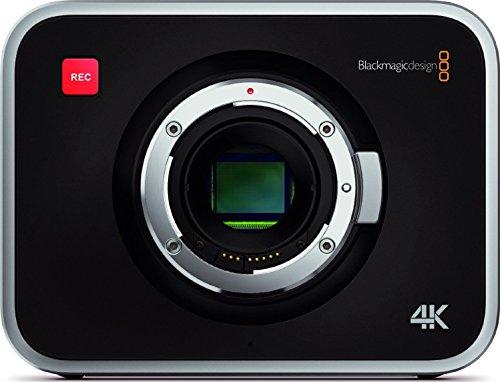 Blackmagic Design Production Camera 4K with EF Mount (Best Lenses For Blackmagic Cinema Camera Ef)