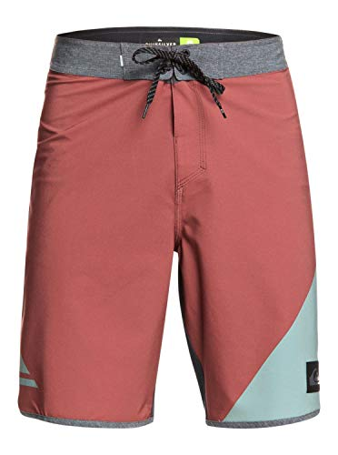 "Quiksilver Herren Boardshort Highline New Wave 20"" - Boardshorts für Männer"