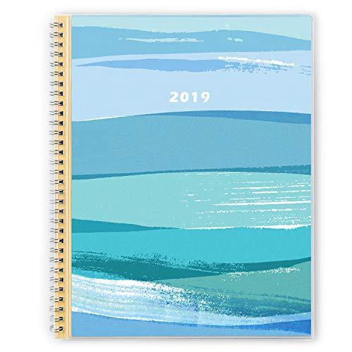 """2019 Monthly Planner Personal Schedule Organizer (November 2018-December 2019) 8.5 x 11"""""""