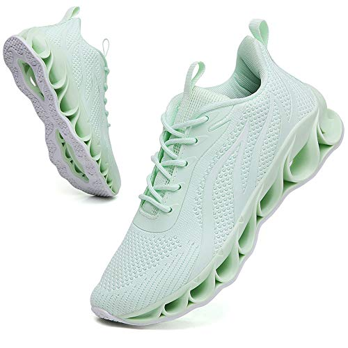 TSIODFO Men Sport Athletic Running Walking Shoes Runner Jogging Sneakers