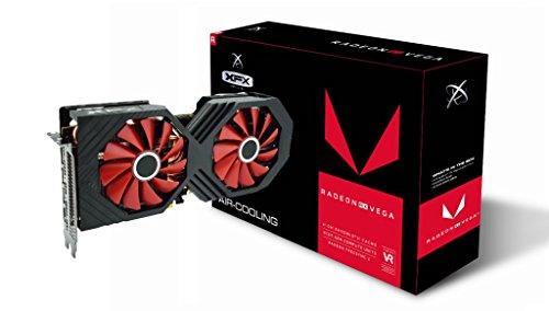 XFX Radeon Rx Vega 56 8GB HBM2 PCI Express 3.0 Graphics Card Graphic Cards RX-VEGALDFF6