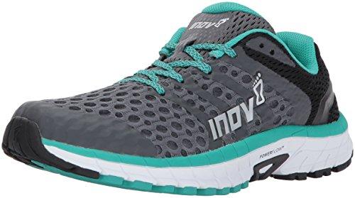 inov-8 Women's Roadclaw 275 V2 Fashion-Sneakers,grey/teal,9.5 B US