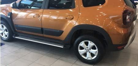 Seitenschwellerrohre Safari Duster Ii 2018 2021 Auto