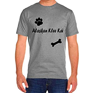 Alaskan KLEE Kai Dog Cat Rescue Funny T-Shirts Tee Tshirt Men Women 34