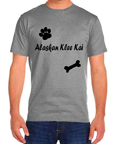 Alaskan KLEE Kai Dog Cat Rescue Funny T-Shirts Tee Tshirt Men Women 1