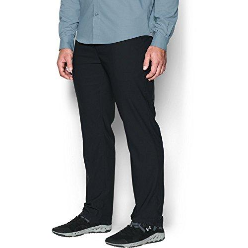 Under Armour Men's Storm Covert Pants, Black/Black, 42/30 - Storm Rain Pant