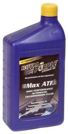 Royal Purple Max ATF Transmiss 1320 Max ATF Transmission Fluid