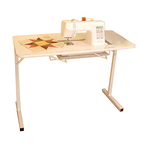 s 601 Gidget I, Sewing Table, White ()