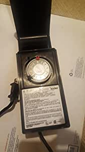 Intermatic Ml44t 44 Watt Low Voltage Lighting Transformer