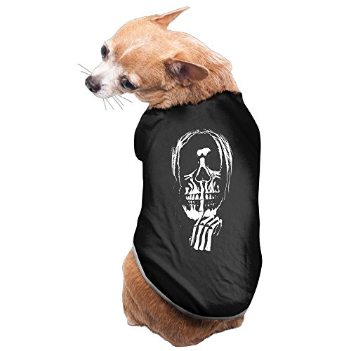 PET Dog-Cute Spirit Halloween Silent Pet Dog Clothes. (Womens Plus Size Voodoo Doll Costume)