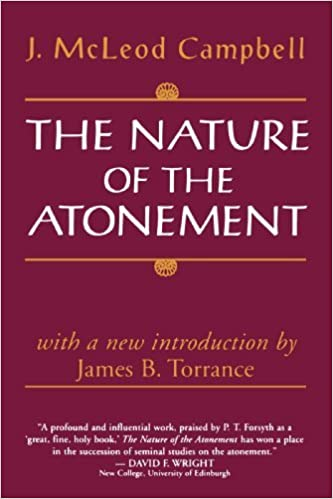 Book The Nature of the Atonement by J.McLeod Campbell (1996-12-31)