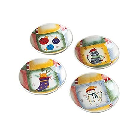 Pfaltzgraff Holiday Magic Set Of Four 20-Ounce Inidual Pasta/ Salad Bowls  sc 1 st  Amazon.com & Amazon.com | Pfaltzgraff Holiday Magic Set Of Four 20-Ounce ...