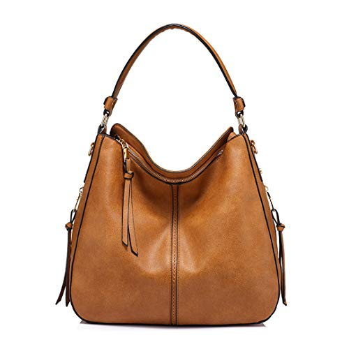 Tote Faux Crossbody Brown Women's High Leather Quality Cw8vUBqg