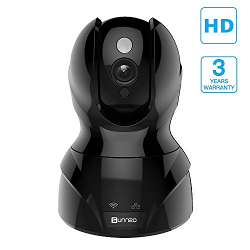 HD Wireless WiFi Surveillance IP Security Camera with Stable Seamless Streaming,Motion Detection,Night Vision,Remote Viewing and Recording,2-Way Audio,Pan/Tilt/Zoom,for Home/Shop (Best Fuji Ip Cameras)
