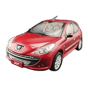 8X-SPEED para Civic 4D M Fibra de Carbono Pegatinas Sill/ín Pedal Proteger Umbral Cubierta Car Styling Sticker 4 Piezas Rojo
