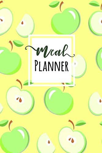 Meal Planner: 52 Week Track and Plan Your Recipe Weekly with Calorie log and Planning Grocery List by Ann Smith