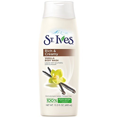 st-ives-rich-creamy-vanilla-body-wash-1350-oz-pack-of-6