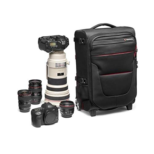(Manfrotto Pro Light Reloader Air-55 Carry-On Camera Roller Bag)