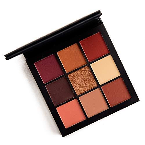 HUDA BEAUTY Obsessions Eyeshadow Palette # Warm Brown