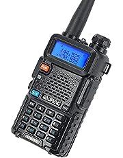 UV-5R 5W Handheld Ham Radio with 1800mAh Battery