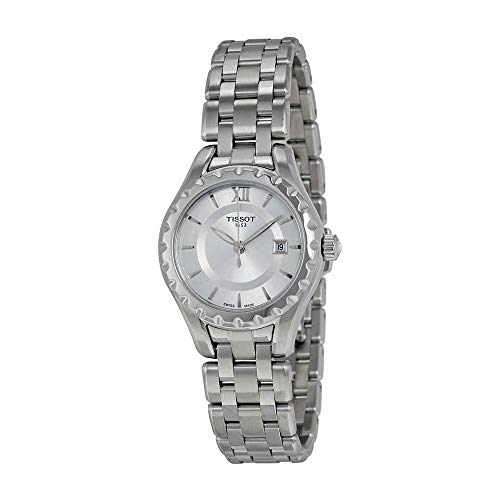 Tissot Women's T0720101103800 Lady Analog Display Swiss Quartz Silver Watch