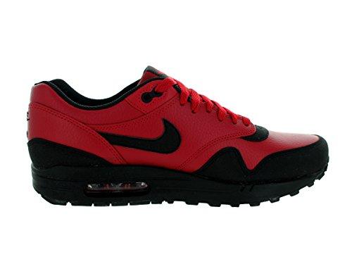 Nike Mens Air Max 1 Litro Scarpa Premium Corrente Rossa