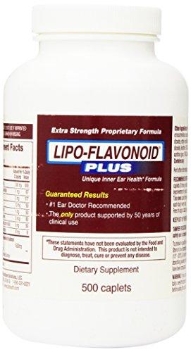 DSE Lipo-Flavonoid Caplets 500  Count