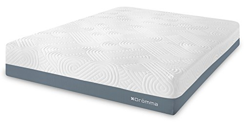 "Dromma - 12"" Eco-Friendly Bio Foam Mattress w/Cooling Gel Layer - (King)"