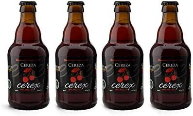 CEREX- Pack Degustación de 4 botellas de Cerveza Artesanal Gourmet ...