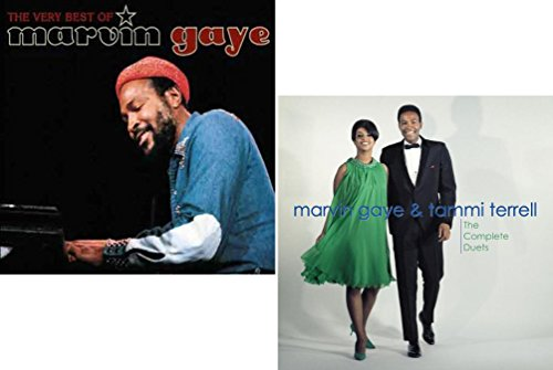 The Very Best Of Marvin Gaye - The Complete Duets - Marvin Gaye Greatest Hits 2 CD Album Bundling (Best Of Marvin Gaye)