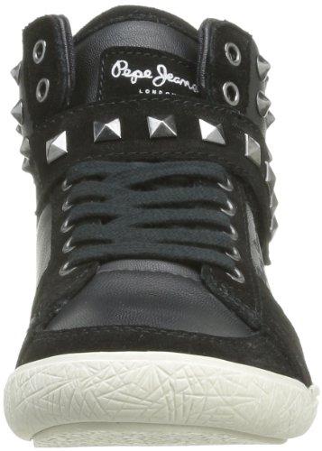 schwarz Donna Jeans Nero Pepe Spn Black B 999 Sneaker 280 q0x6Xaw