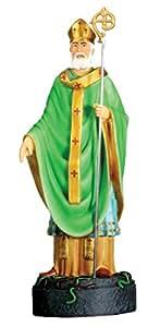 Saint Patrick Religious Catholic Christian Statue