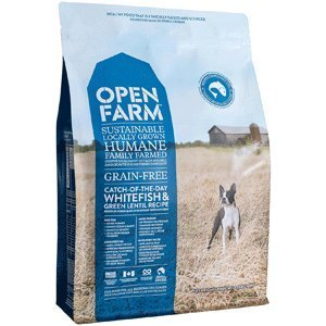 Open Farm 72512309 Catch Of The Day Whitefish & Green Lentil, One Size 24Lb